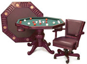 3 in 1 game Bumper Pool Table