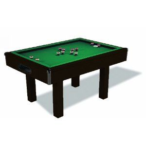 Non-Slate Bumper Pool Table